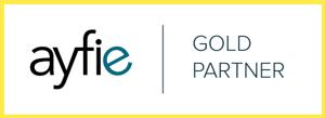 Partner badge gold