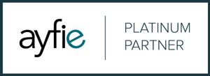 Partner badge platinum
