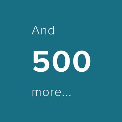 500more