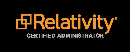 relativity certified administrator